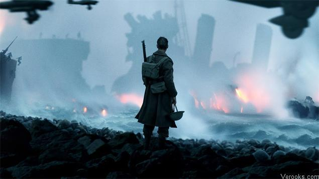 Christopher Nolan movies Dunkirk