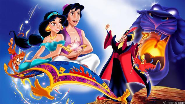 Robin Williams Movies Aladdin