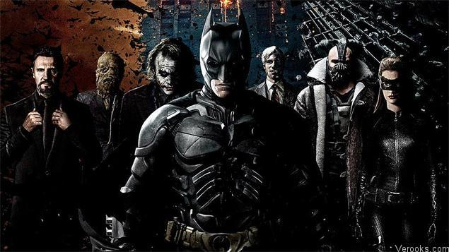 best action movies The Dark Knight Rises