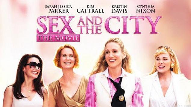 best hbo movies Sex and the City: The Movie