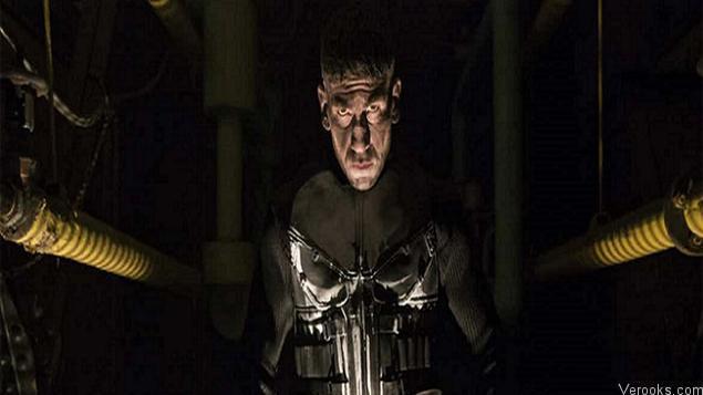 best netflix series The Punisher