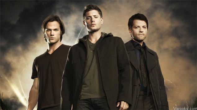 most popular tv series Supernatural