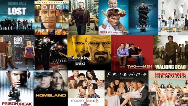 Most Popular TV Series