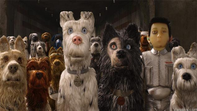 new comedy movies Isle of Dogs