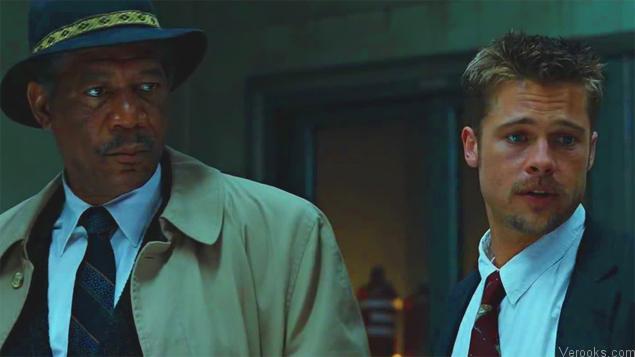 Morgan Freeman Movies Se7en