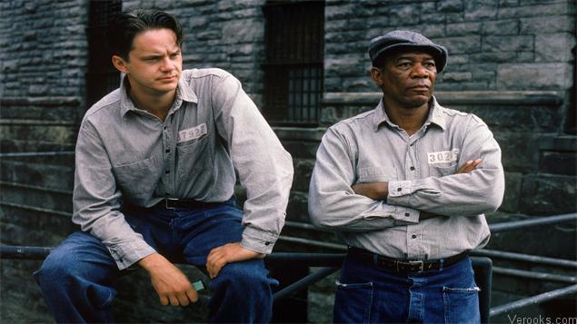 Morgan Freeman Movies The Shawshank Redemption