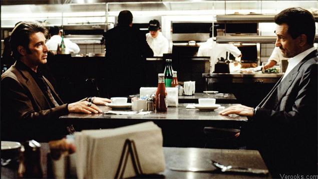 Robert De Niro Movies Heat