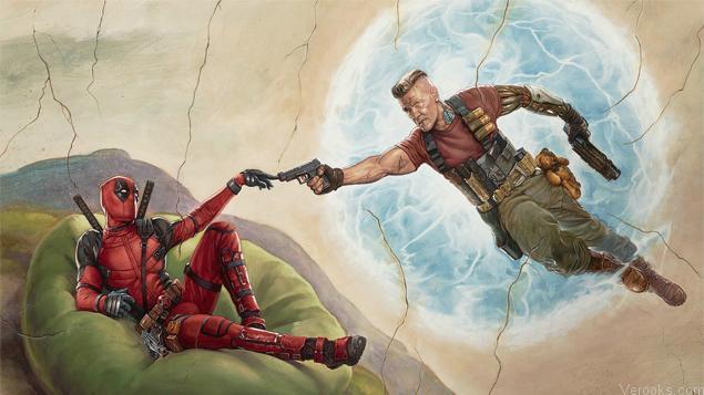 Ryan Reynolds Movies Deadpool 2