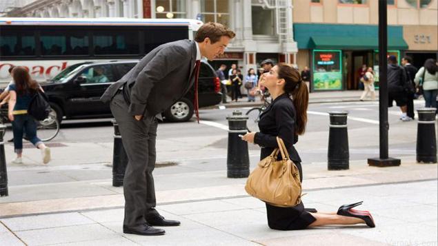 Ryan Reynolds Movies The Proposal