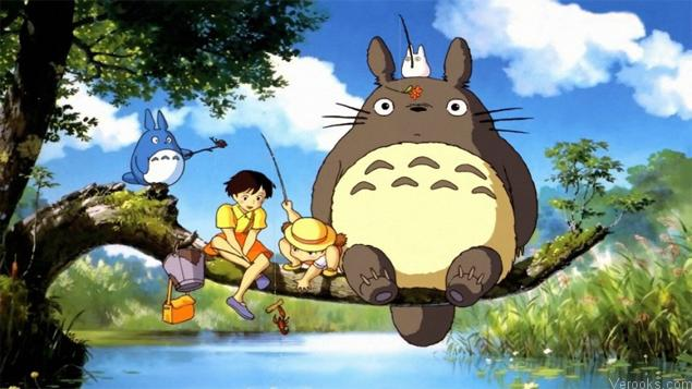 Studio Ghibli Movies My Neighbor Totoro