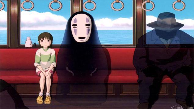 Studio Ghibli Movies Spirited Away