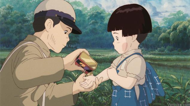 Studio Ghibli Movies The Grave of Fireflies