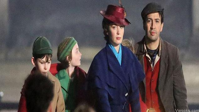 Upcoming Disney Movies Mary Poppins Returns