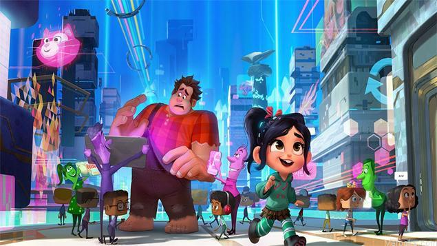 Upcoming Disney Movies Ralph Breaks the Internet