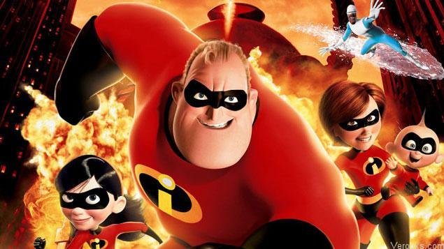 Upcoming Disney Movies The Incredibles 2