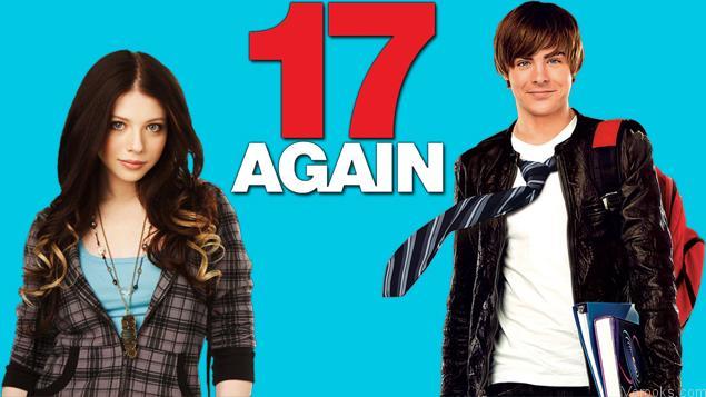Zac Efron Movies 17 Again