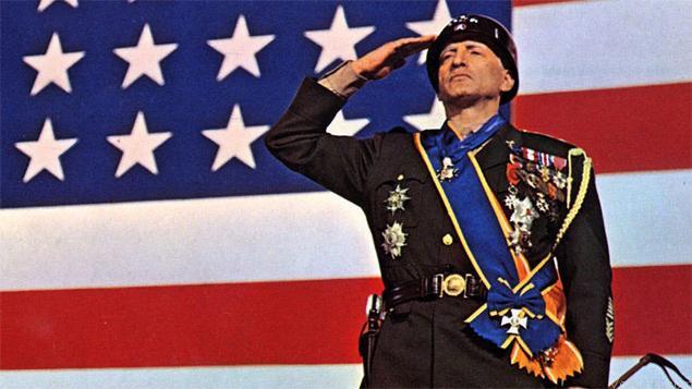 best war movies Patton