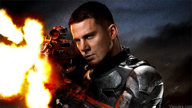 Channing Tatum Movies G.I Joe: The Rise of Cobra