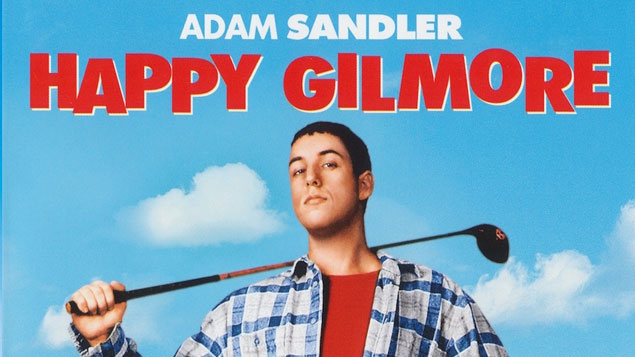 Adam Sandler Movie Happy Gilmore