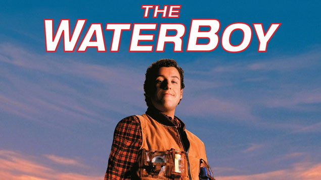 Adam Sandler Movie The Waterboy