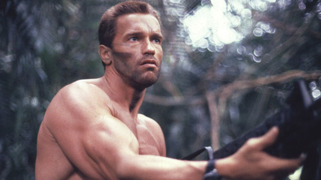 Arnold Schwarzenegger Movie Predator