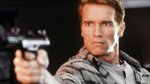 Arnold Schwarzenegger Movie Total Recall
