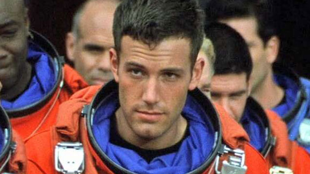 Ben Affleck Movie Armageddon