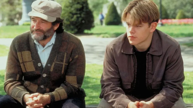 Ben Affleck Movie Good Will Hunting