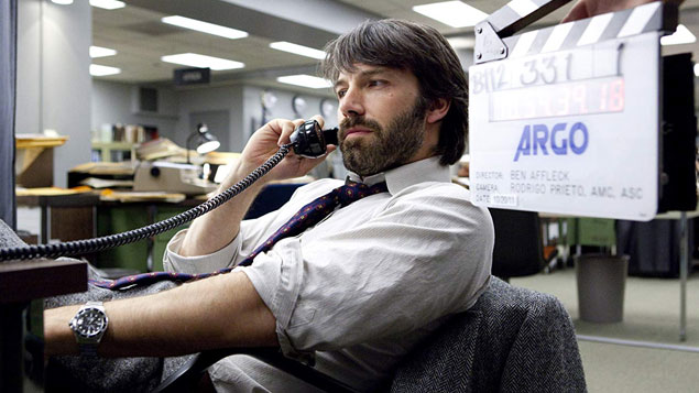 Ben Affleck Movie Argo
