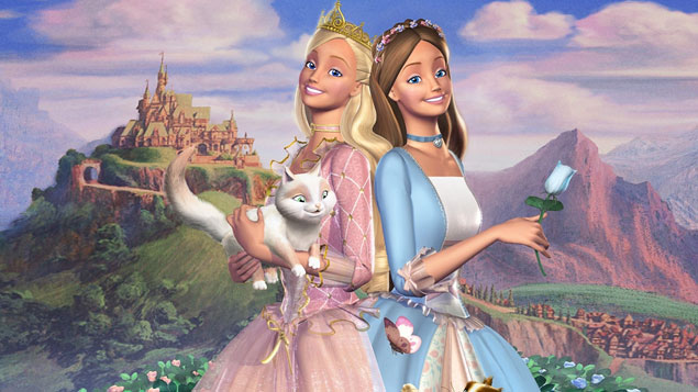 Barbie Movie Barbie as the Princess and the Pauper
