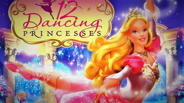 Barbie Movie Barbie in the 12 Dancing Princesses
