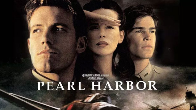 Ben Affleck Movie Pearl Harbor