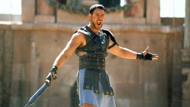 History Movie Gladiator