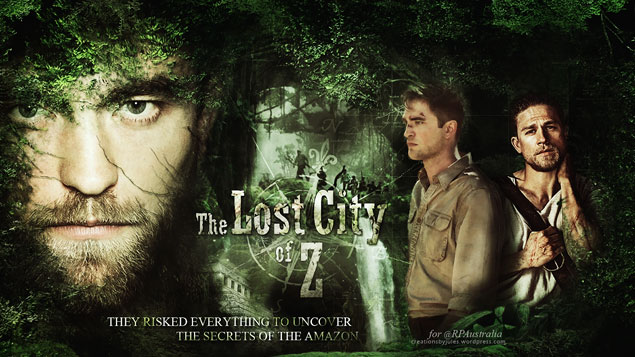 History Movie The Lost City of Z