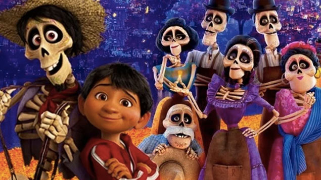 Best Netflix Movie Coco