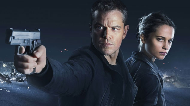 Bourne Movie Jason Bourne