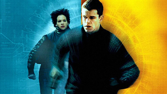 Bourne Movie The Bourne Identity