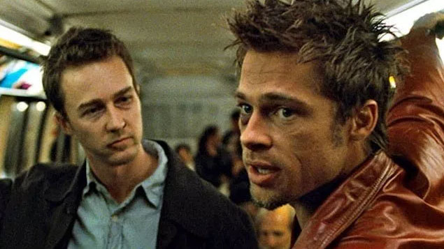 Brad Pitt Movie Fight Club
