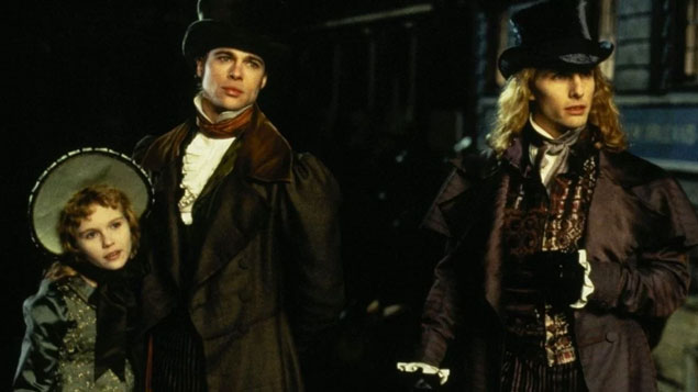 Brad Pitt Movie Interview With the Vampire: The Vampire Chronicles