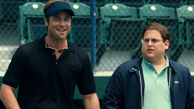 Brad Pitt Movie Moneyball