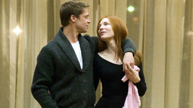 Brad Pitt Movie The Curious Case of Benjamin Button