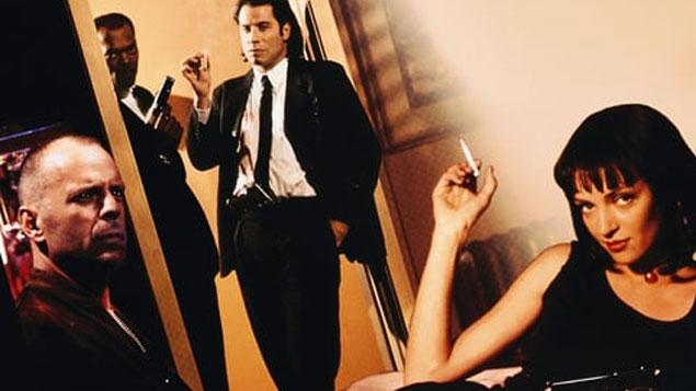 Bruce Willis Movie Pulp Fiction