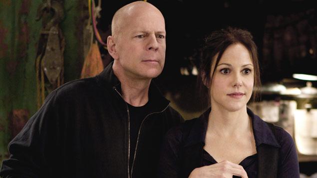 Bruce Willis Movie Red