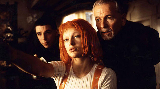 Bruce Willis Movie The Fifth Element