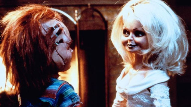 Bourne Movie Bride of Chucky