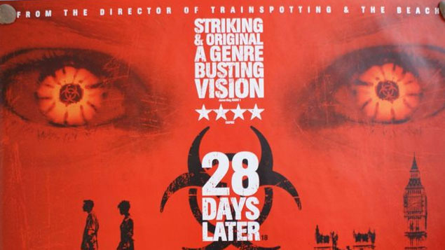 Horror Movie 28 Days Later
