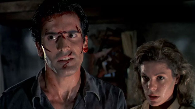 Horror Movie The Evil Dead