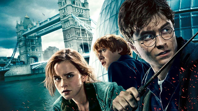 Kids Movie Harry Potter