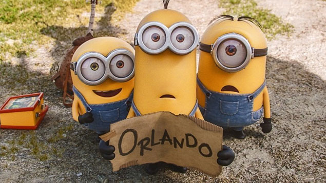 Kids Movie Minions