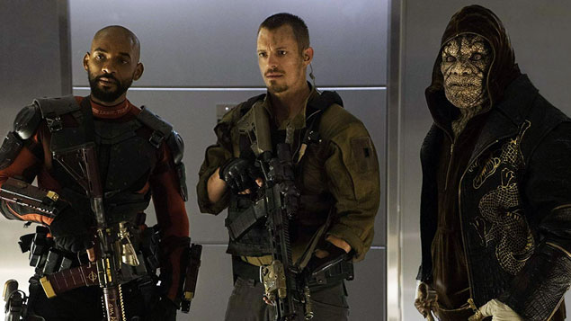 Will Smith Movies Suicide Squad
